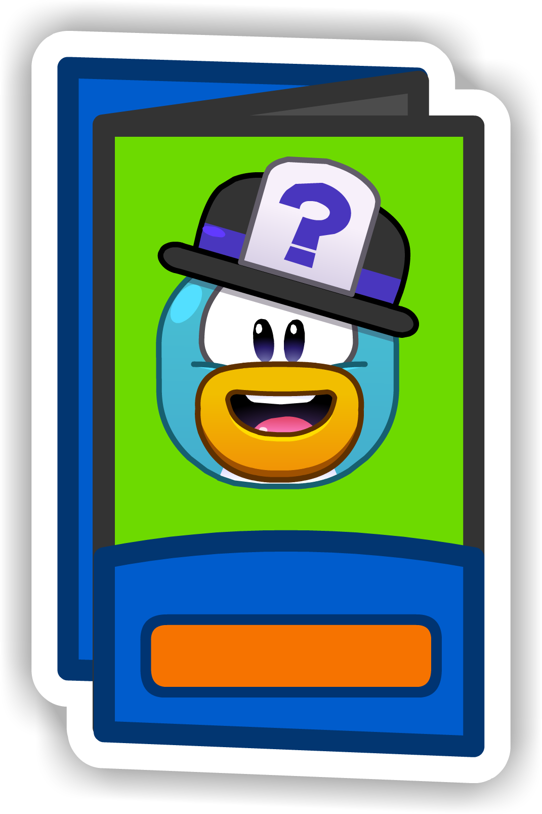 Club Penguin Island Party interface