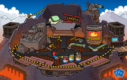Fire Dojo construction 1