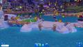 Halloween 2018 Boardwalk icebergs 1