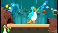 Puré de frutas Arcade de Club Penguin