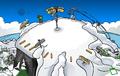 Star Wars Takeover construction Ski Hill 2