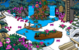 Adventure Party Forest Pink