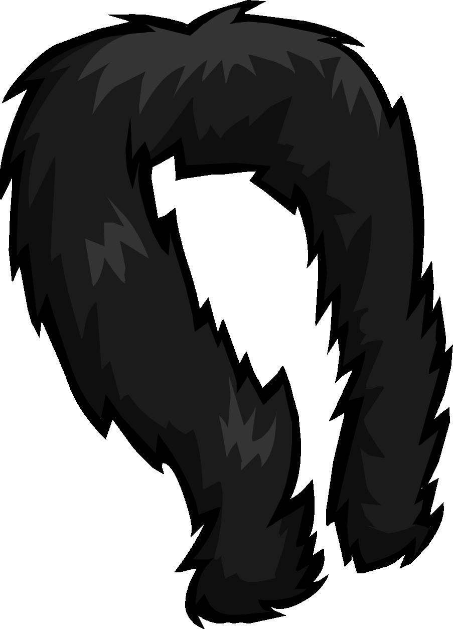 Boa de Plumas Negra