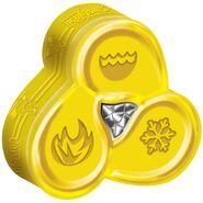 Card-Jitsu CJ Water amulet tin