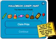 Halloween Candy Hunt 2007