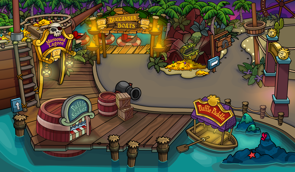 Parque Pirata