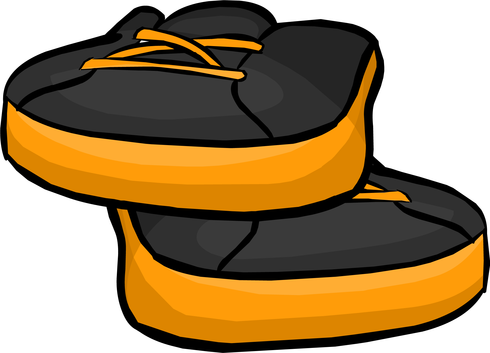 Black Top Sneakers