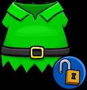Elf Suit unlockable icon
