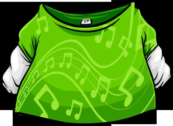 Camiseta Remolino Musical