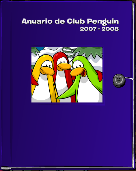 Anuario de Club Penguin 2007-2008