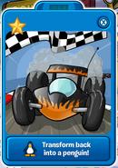 Black race cars