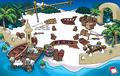 Island Adventure Party 2011 Dock