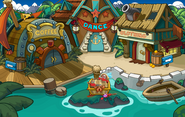 Pirate Party 2014 Town