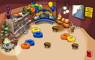 3rd Anniversary Party Book Room
