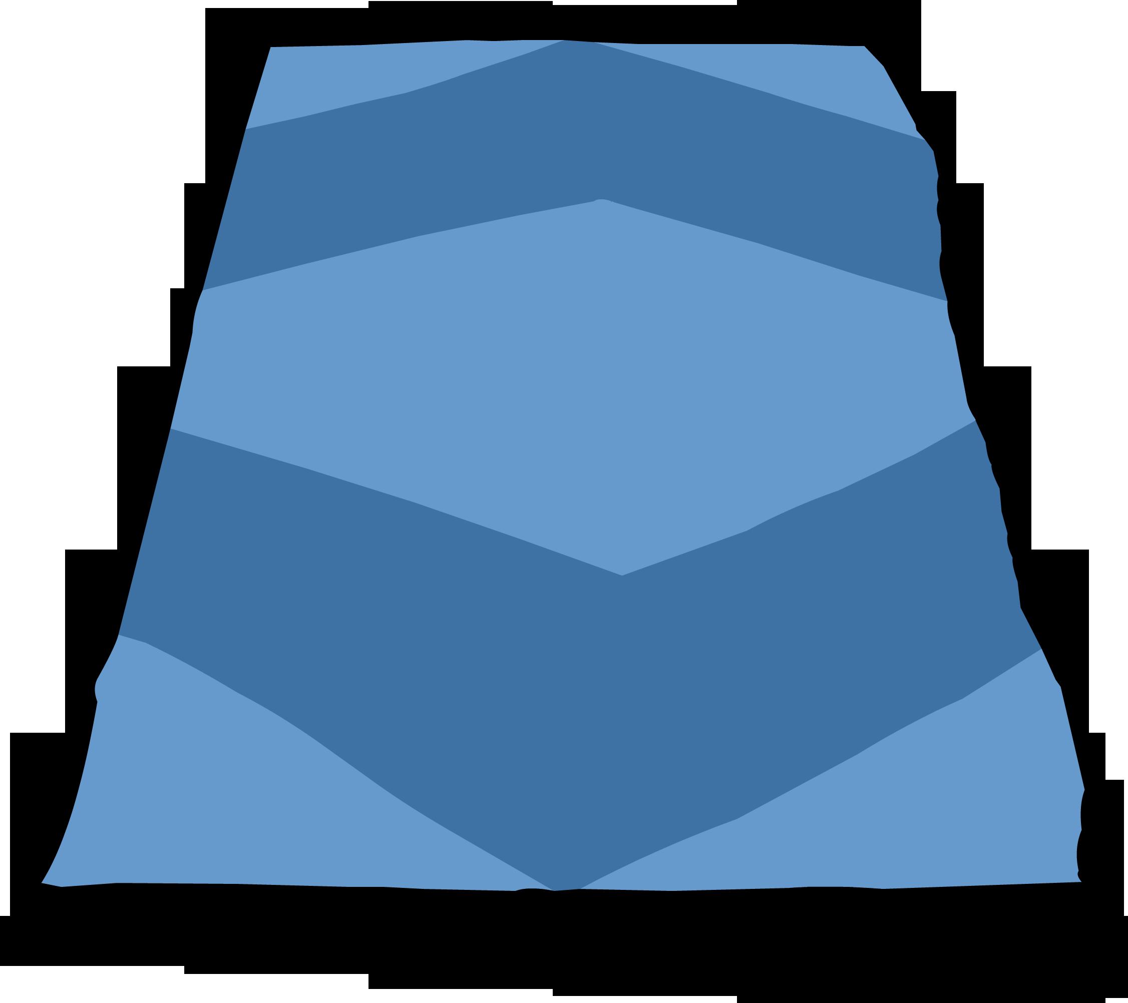 Alfombrita Azul