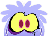 Ghost Puffle Costume
