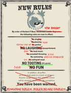 My favorite rules