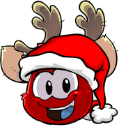 The Puffle Planet Reindeer 2