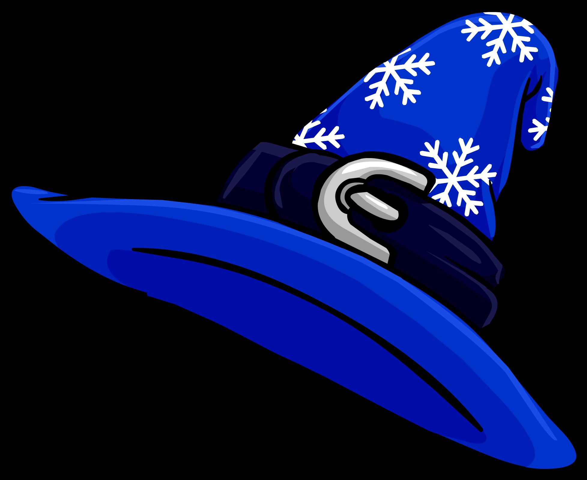 Blizzard Wizard Hat