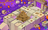 Puffle Party 2013 Box Dimension