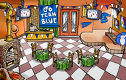 Sports Party Pizza Parlor