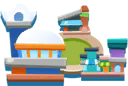 Island Central map icon
