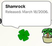 ShamrockPinStampbook