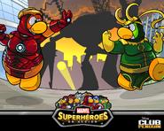 Marvel Fondo de Pantalla 2