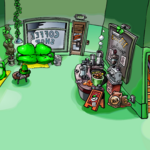 St. Patrick's Day Party 2008 Coffee Shop.png