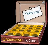 Box of Chocolates full award (empty)