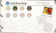 Card jitsu fuego
