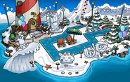 Festival of Snow 2015 Beach
