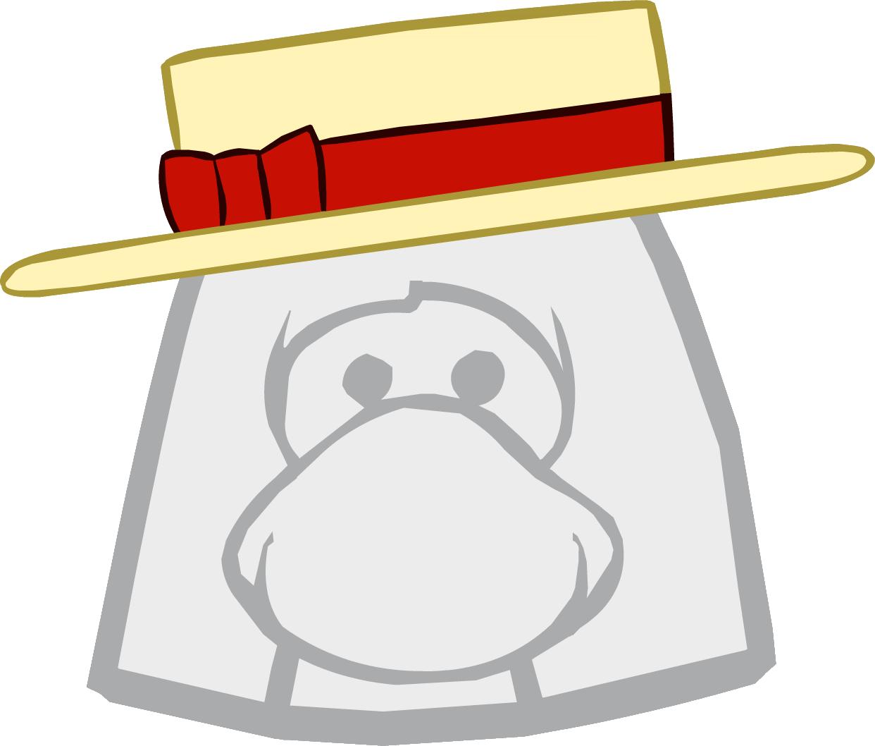 Sombrero Pastel con Moño