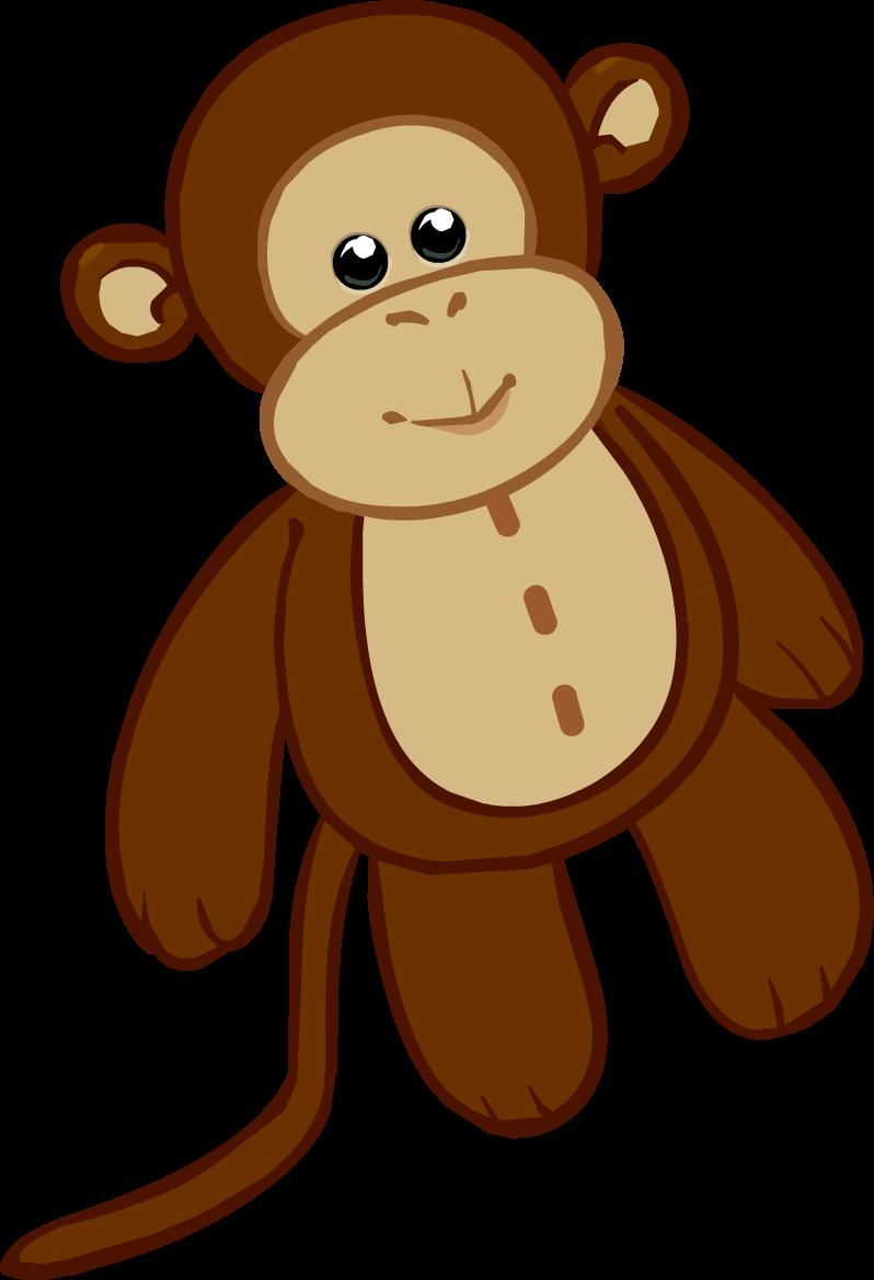 Peluche de Mono