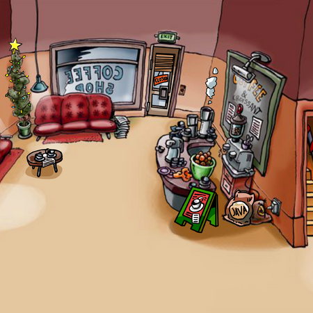 Christmas Party 2005 Coffee Shop.png