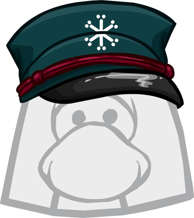 Sombrero de Inspector de Tren