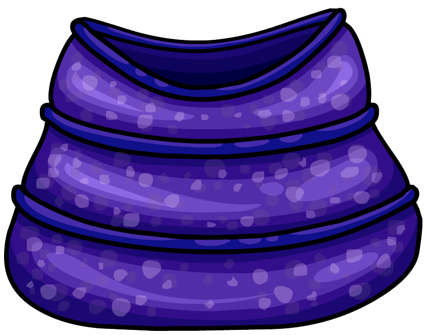 Purple Carapace
