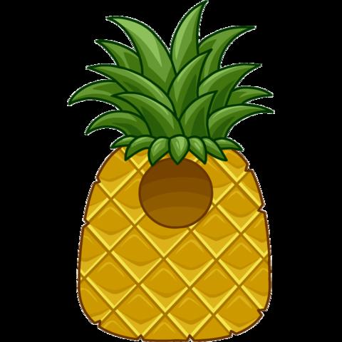 Disfraz de Piña Tropical