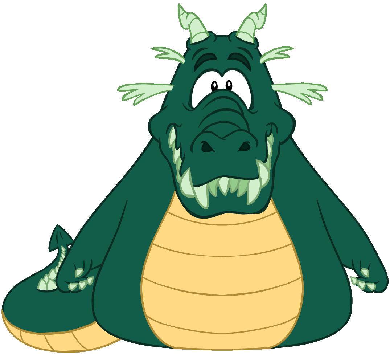 Dragón Encantado