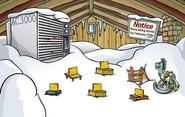 Winter Fiesta 2009 Lodge Attic