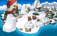 Festival of Snow 2015 construction Beach