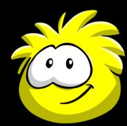 Yellow PuffleImages3