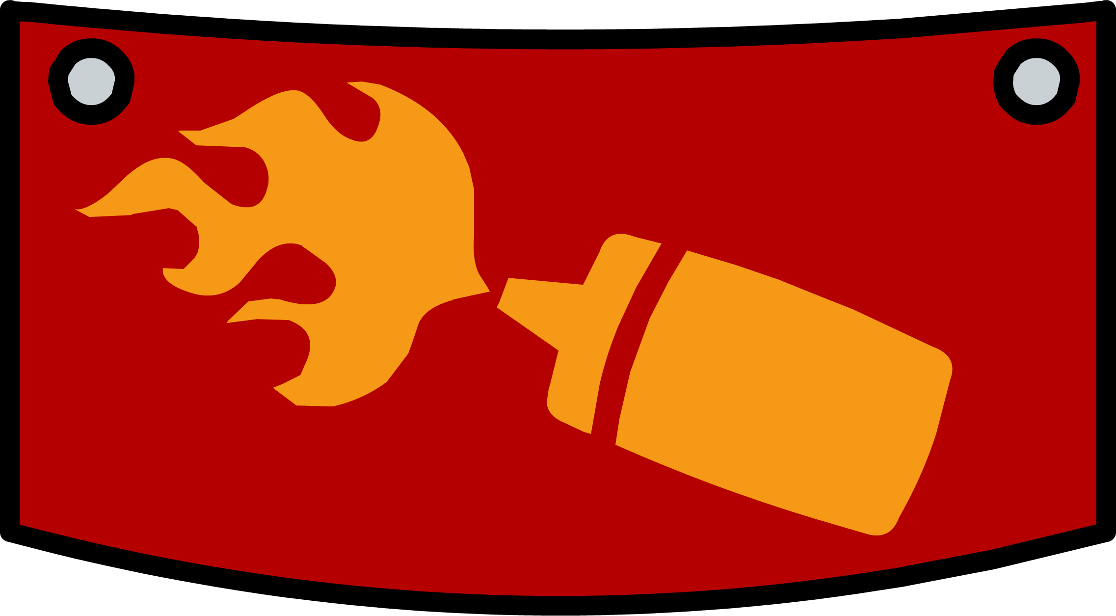 Bandera de Salsa Picante
