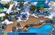 Cabaña de la Mina Navidad 2014