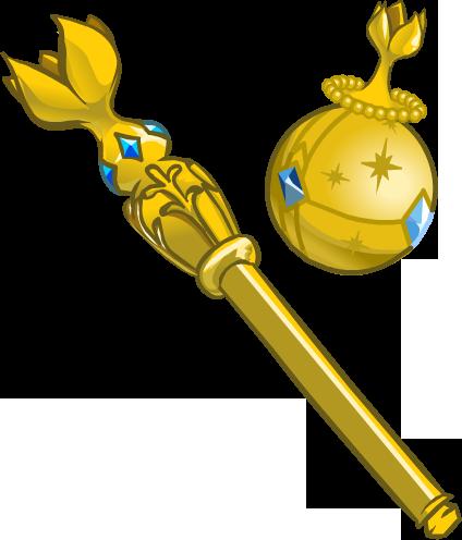 Cetro y Corona de Arendelle