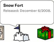 SnowFortPin