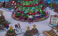 Fiesta de Navidad 2015 bosque