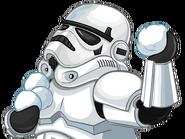 Stormtrooper Snow Ball Fight