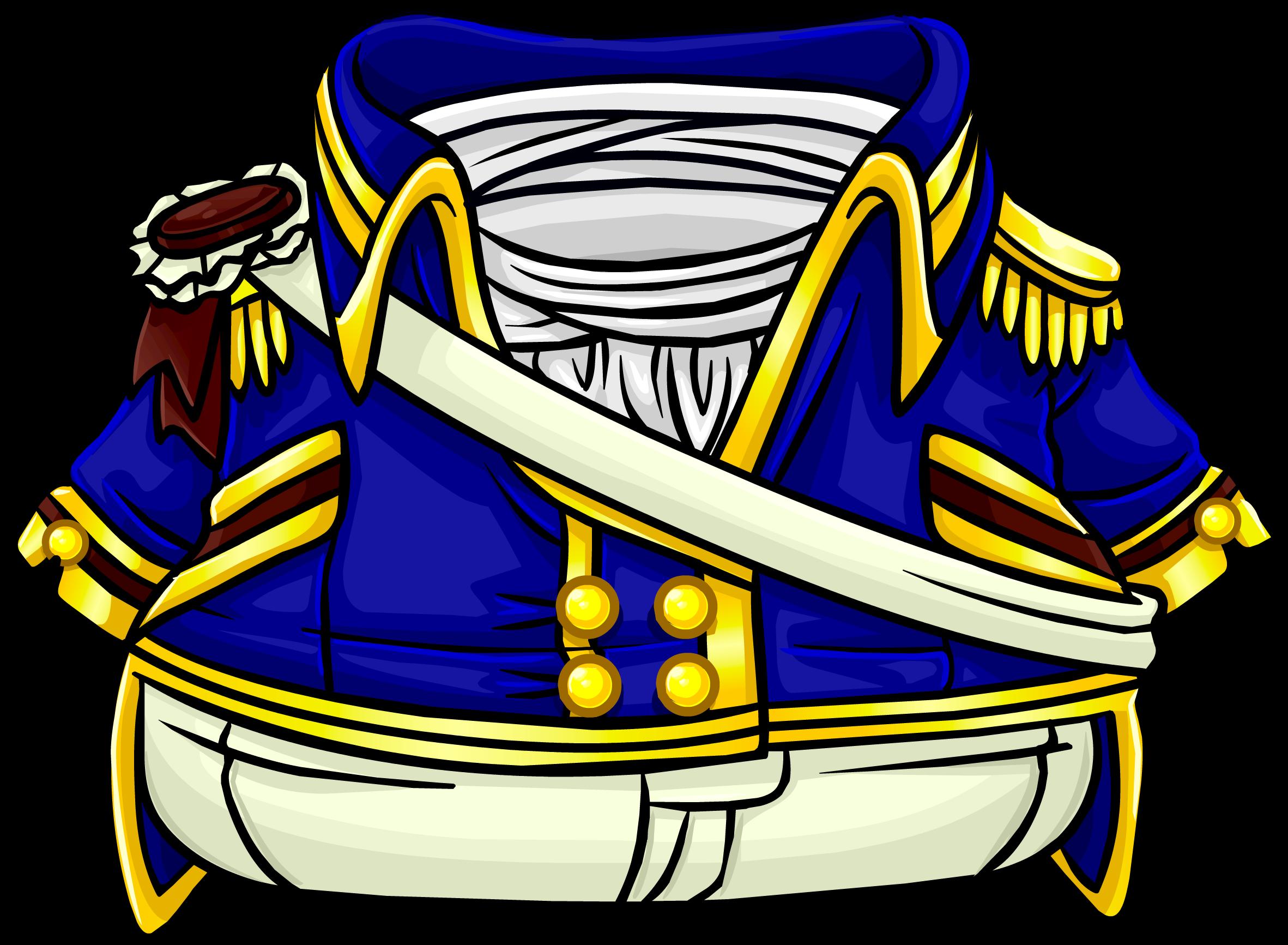 Admirals Coat