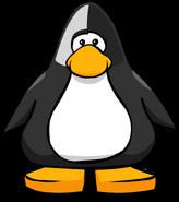 Black Face Paint PlayerCard